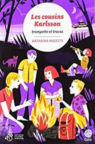 """Afficher """"Les cousins Karlsson Tome 9 - Trompette et tracas"""""""